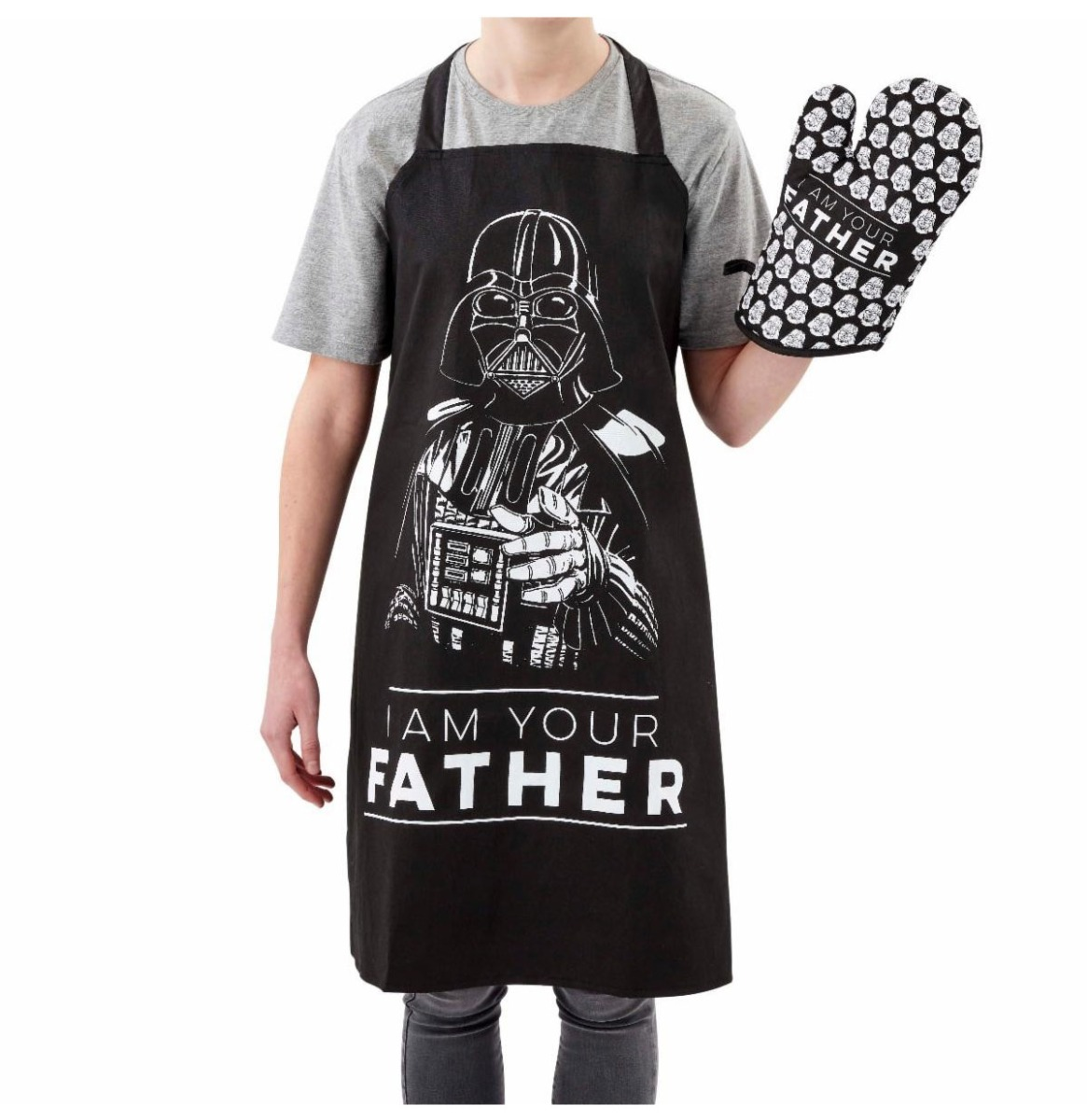 Star Wars: Schort En Oven Handschoen