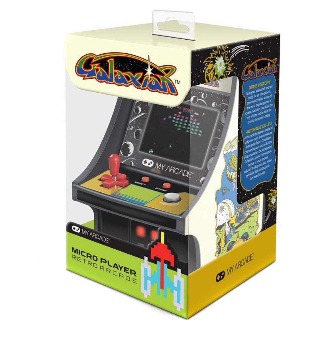 My Arcade Micro Player - Galaxian