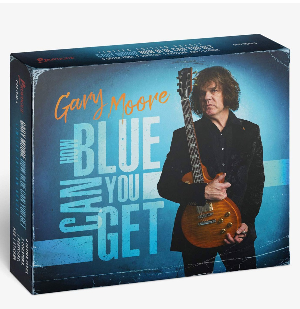 Gary Moore - How Blue Can You Get Gelimiteerde Deluxe CD Box