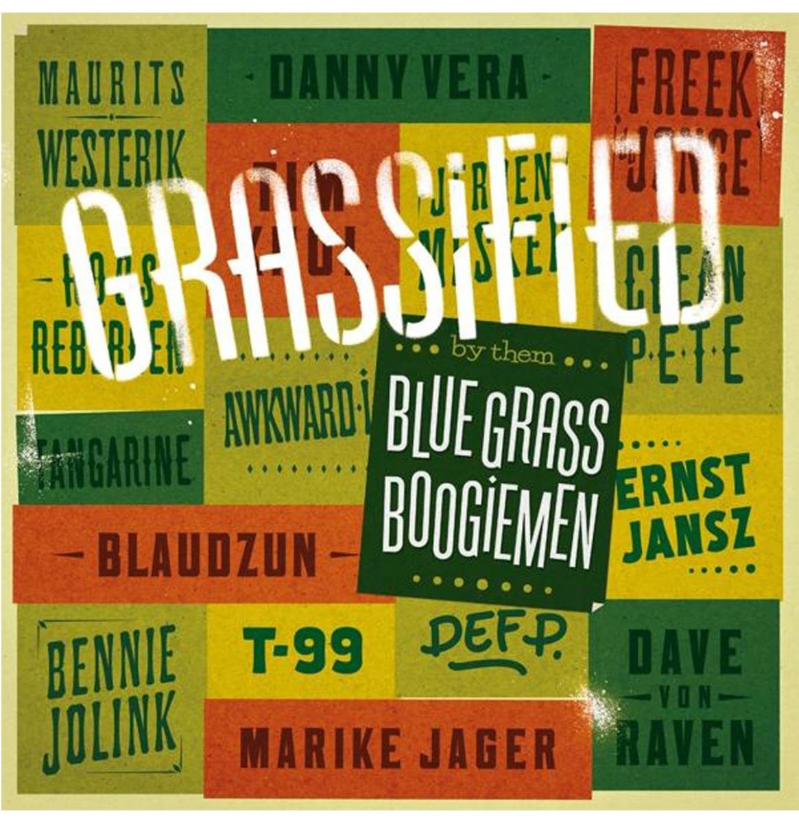 Blue Grass Boogiemen - Grassified LP