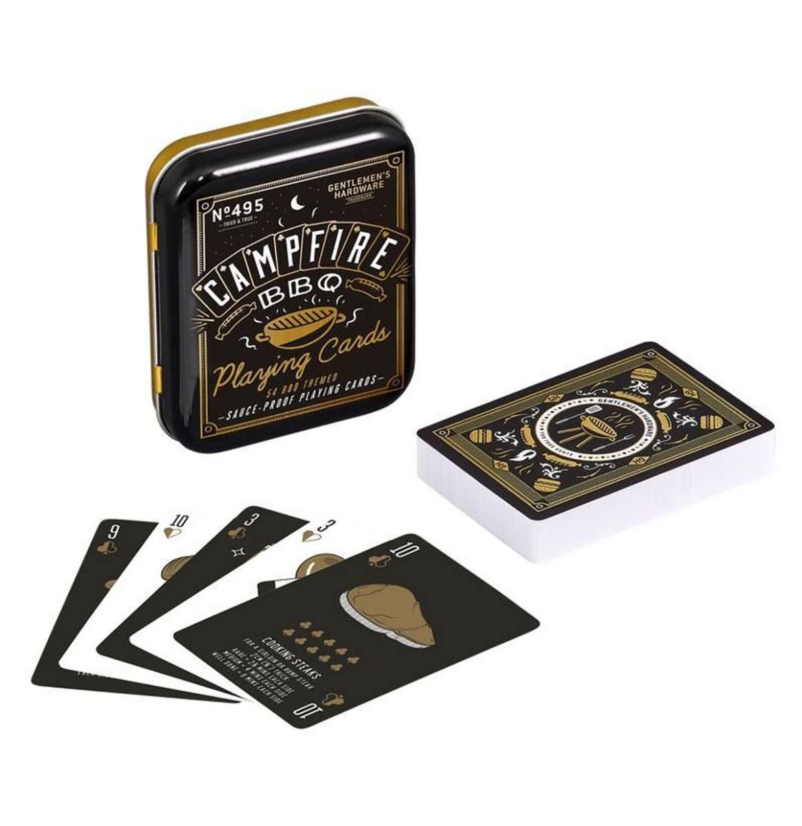 Gentlemen's Hardware BBQ Speelkaarten