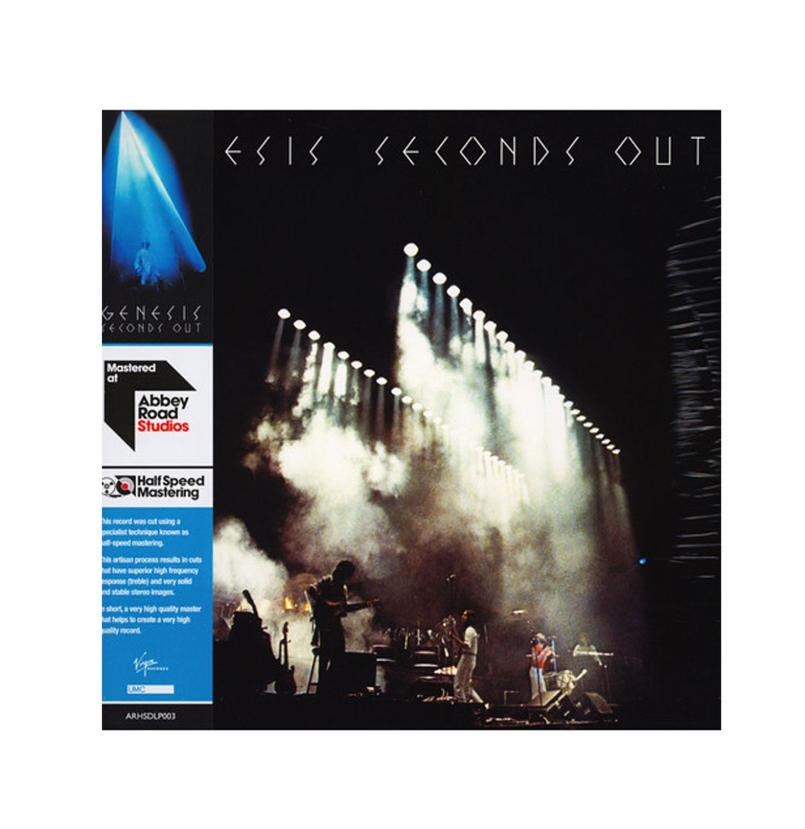 Genesis - Seconds Out Half Speed Master 2 LP