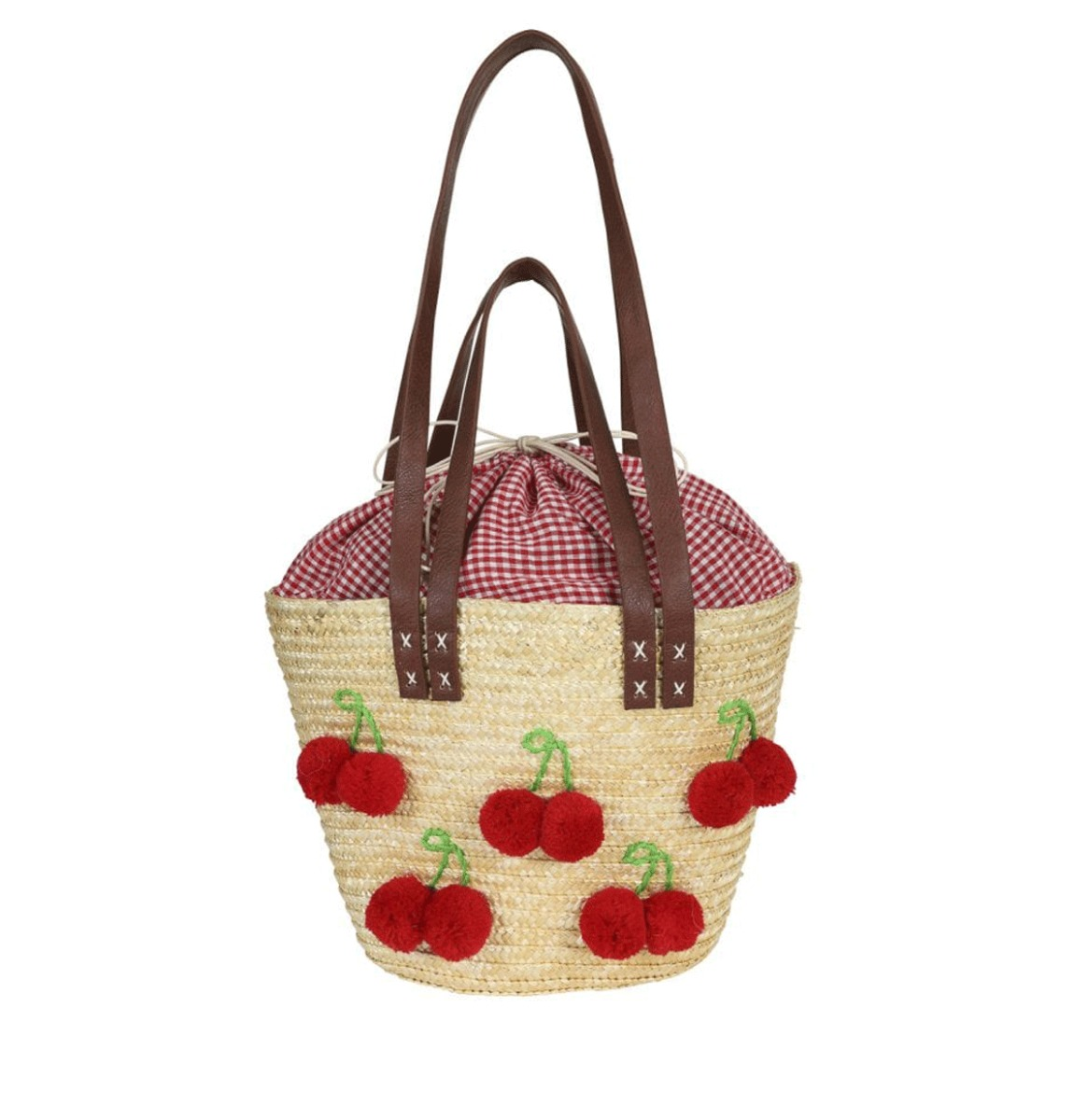 Gigi Cherry Beach Bag