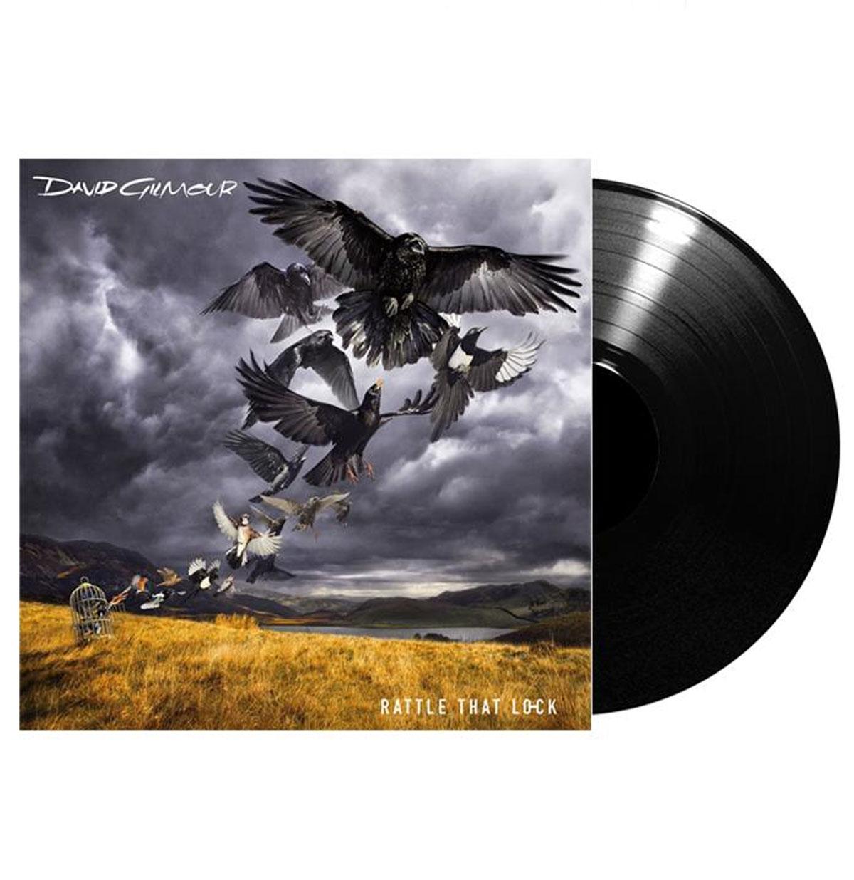David Gilmour - Rattle That Lock LP