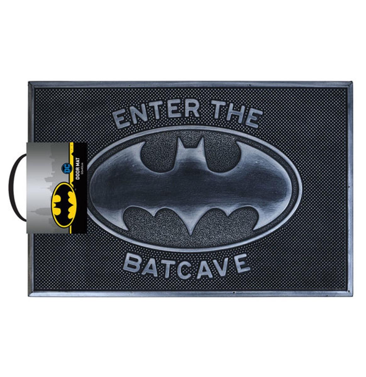 Batman: Enter The Batcave Rubber Deurmat