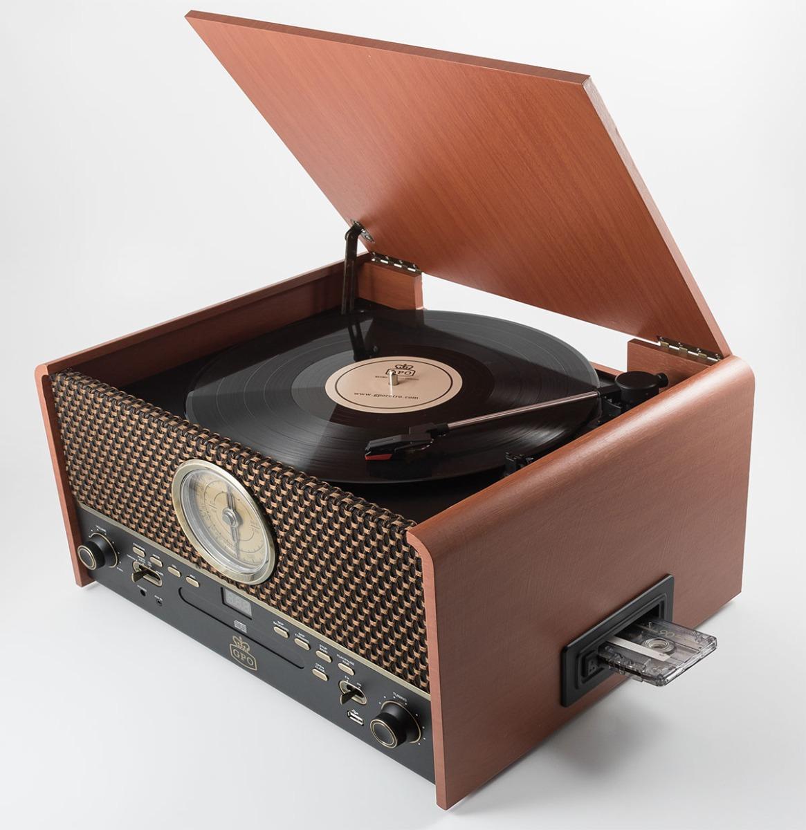GPO Chesterton Music Center - Vinyl - Cassette - CD - RADIO - USB
