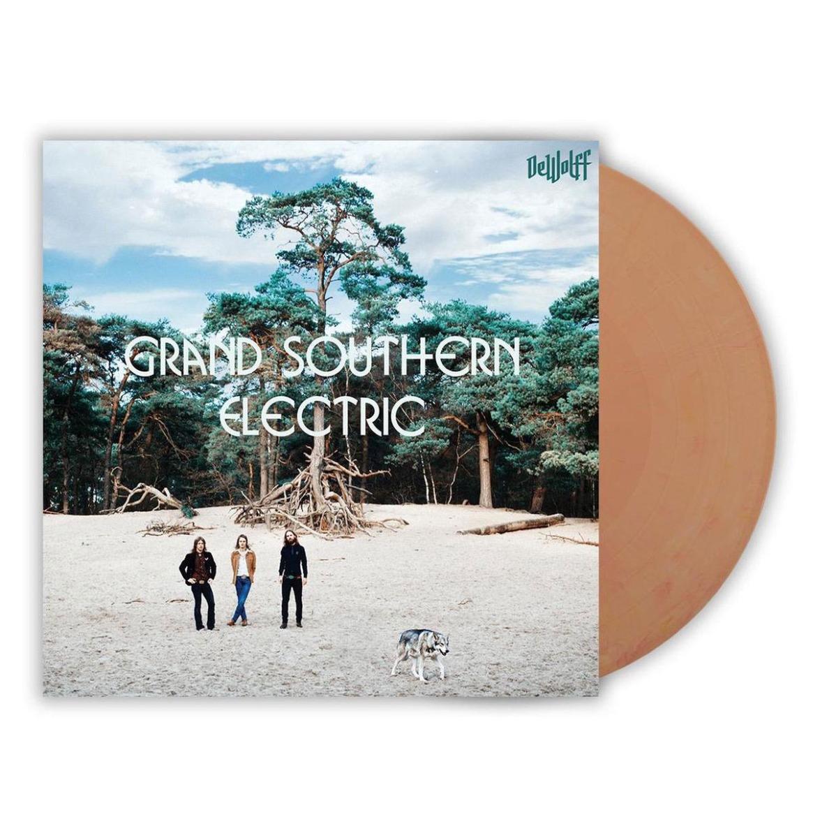 DeWolff - Grand Southern Electric LP Bruin Vinyl
