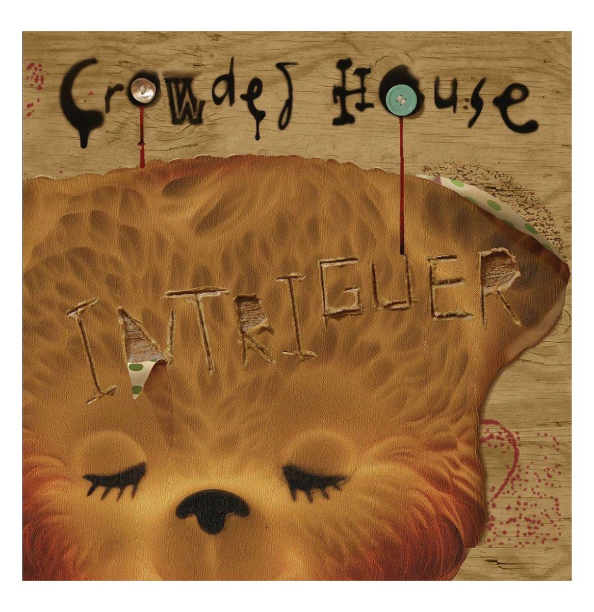 Crowded House Intriguer - LP