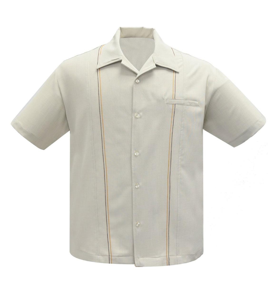 Steady Clothing The Harold Shirt Stone
