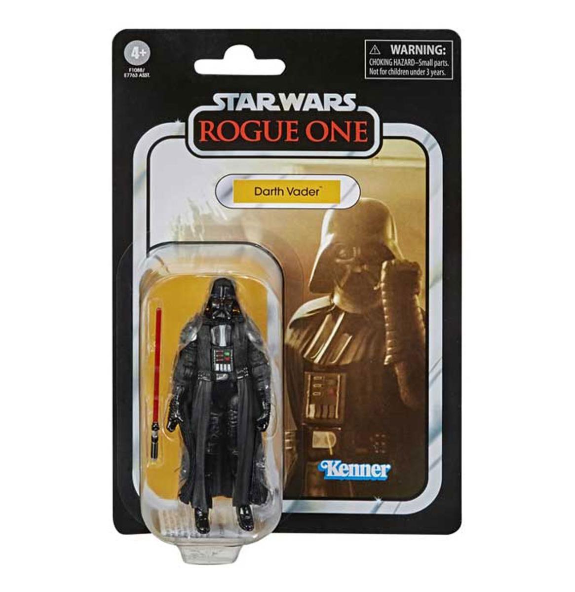 Star Wars: The Vintage Collection - Darth Vader Rogue One 3.75 inch Actie Figuur