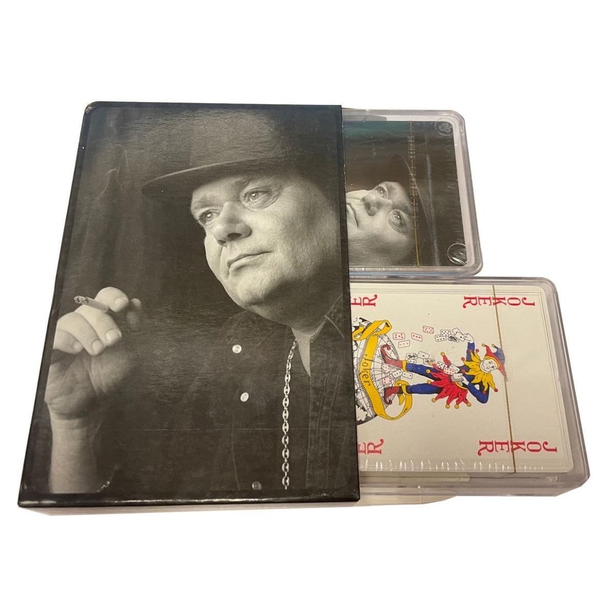 Andre Hazes Speelkaarten Set (2 decks)