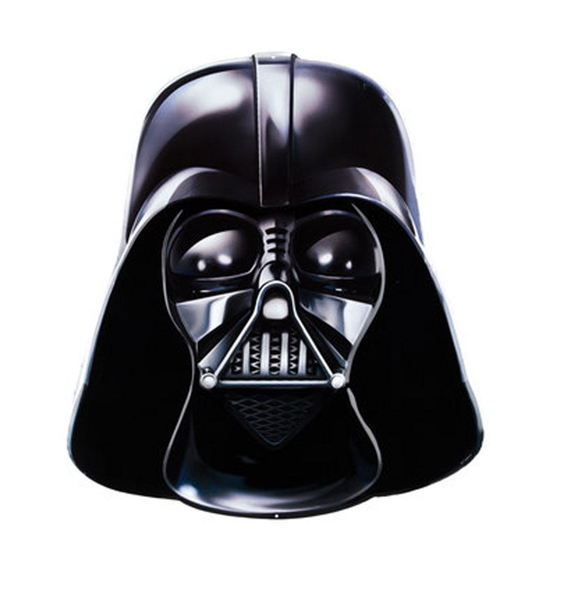 Star Wars Darth Vader embossed Metalen Bord Groot