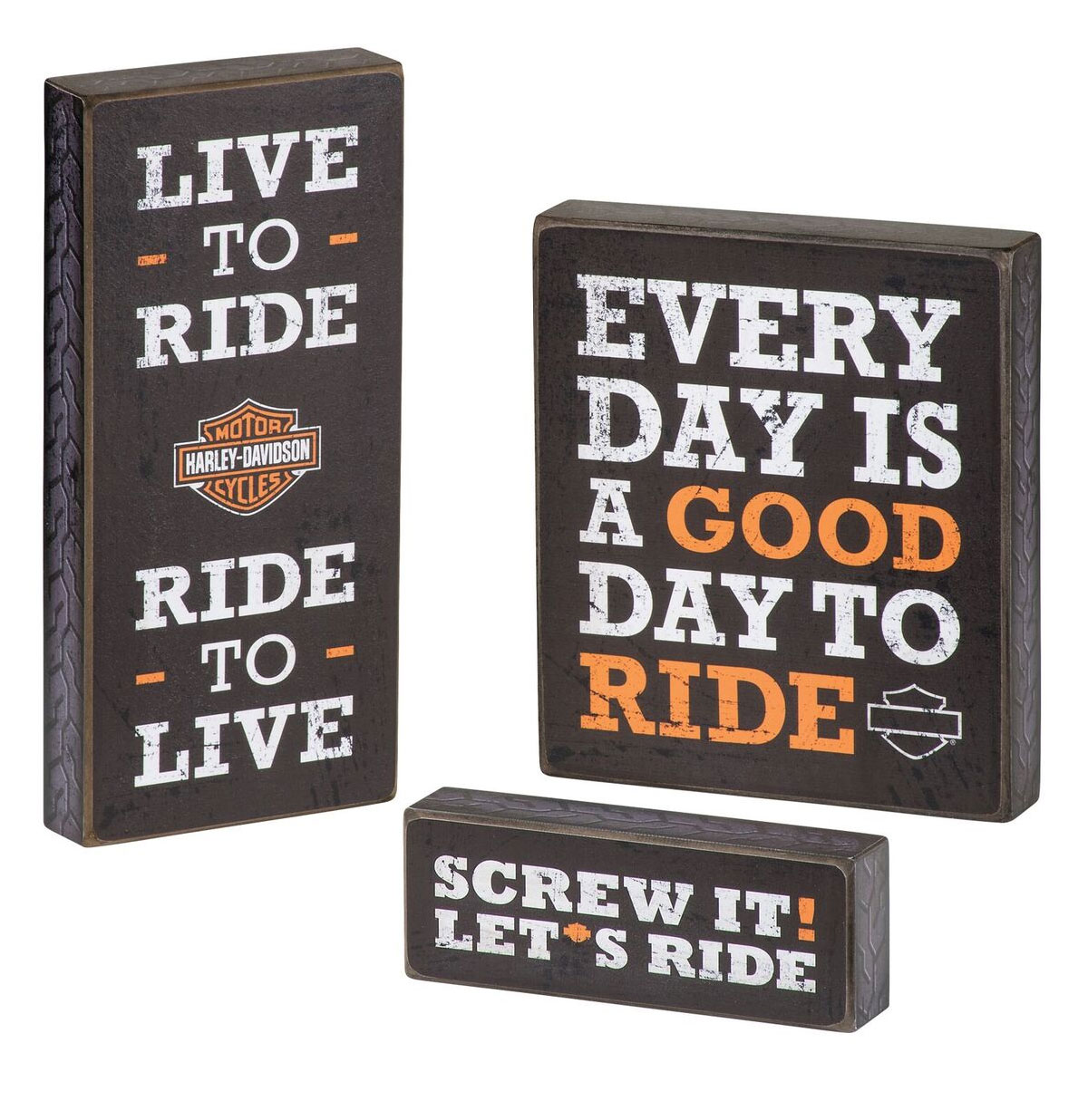 Harley-Davidson Bar Borden Trio