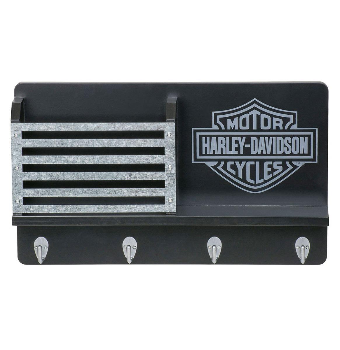 Harley-Davidson Bar & Shield Sleutelrek