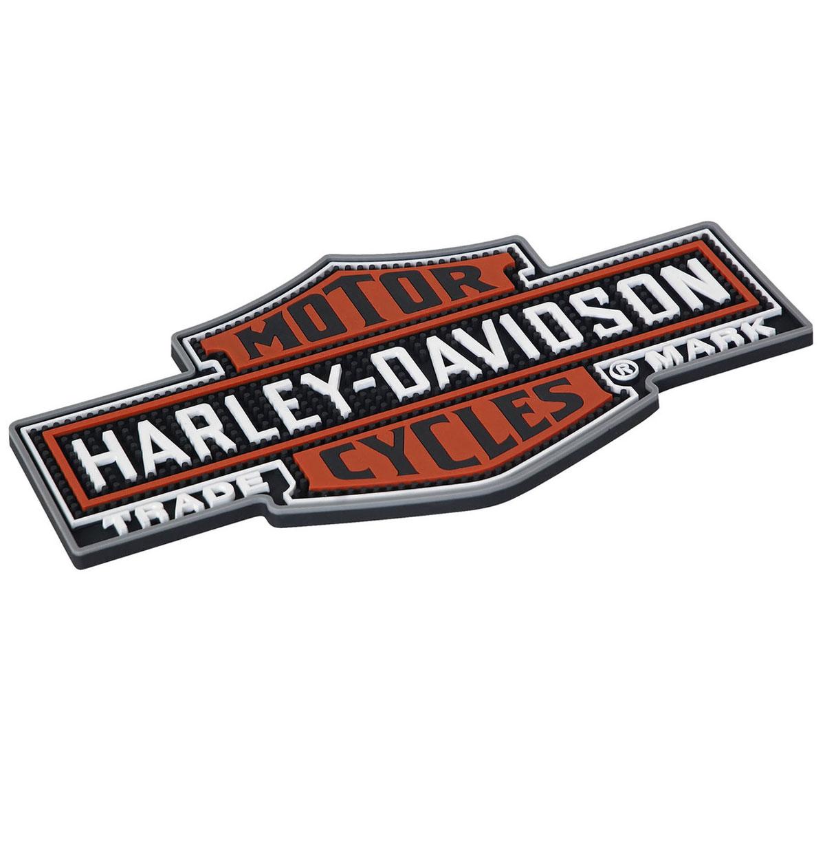 Harley-Davidson Nostalgic Bar & Shield Beverage Mat
