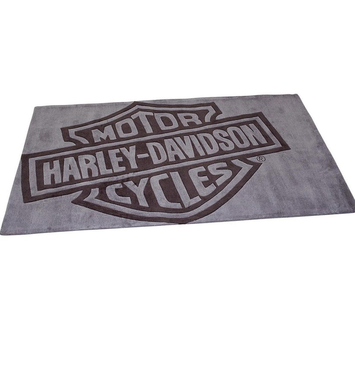 Harley-Davidson Groot Vloerkleed 2,5 x 1,5 M - LAATSTE KANS