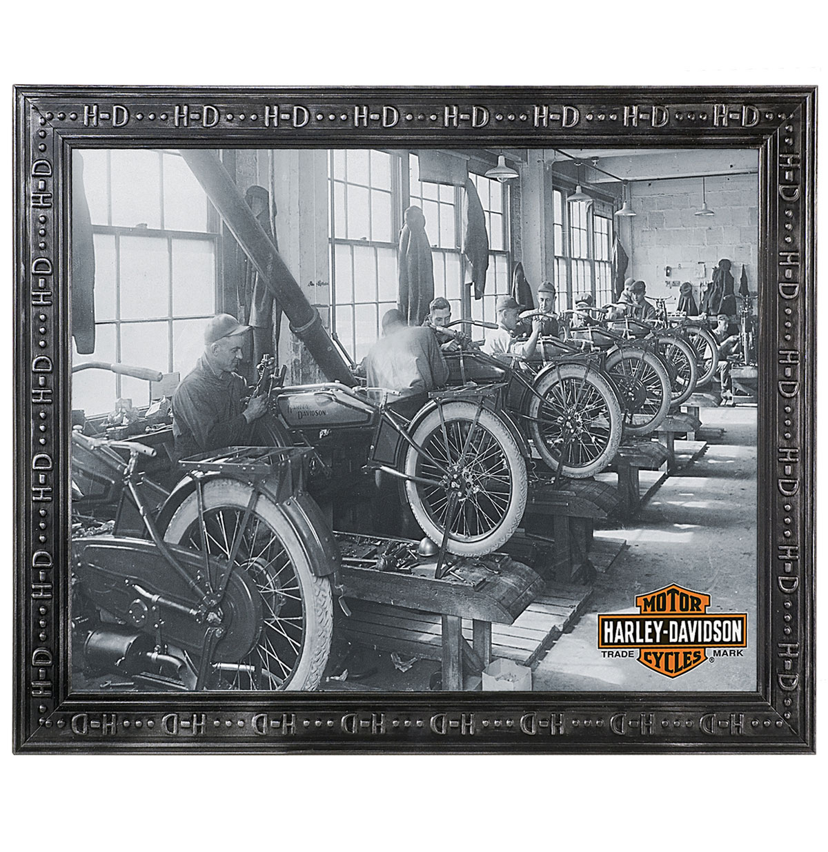 Harley-Davidson Factory Spiegel