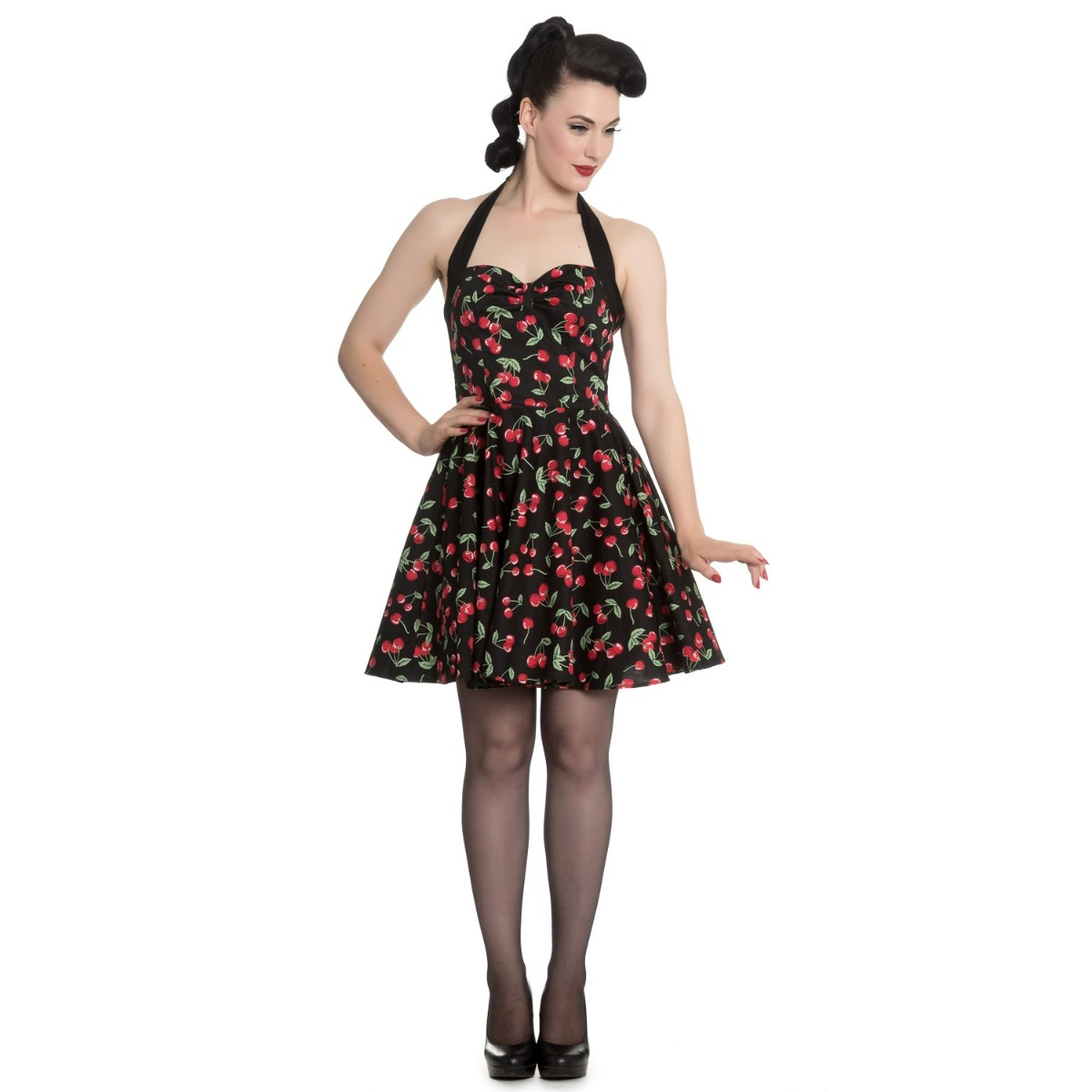 Cherry Pop Mini Dress