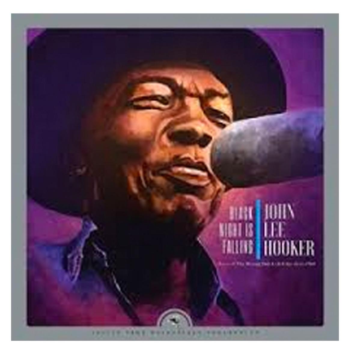 John Lee Hooker - Black Night Is Falling LP