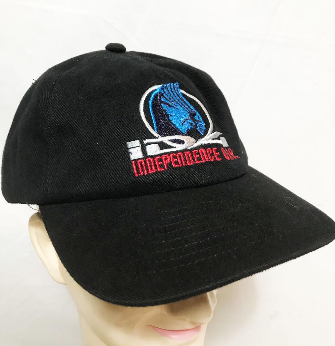 Independence Day ID4 Alien Film Logo Cap Pet