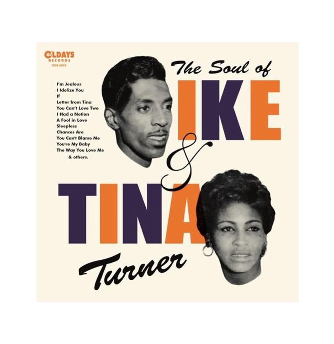 Ike & Tina Turner - The Soul of LP