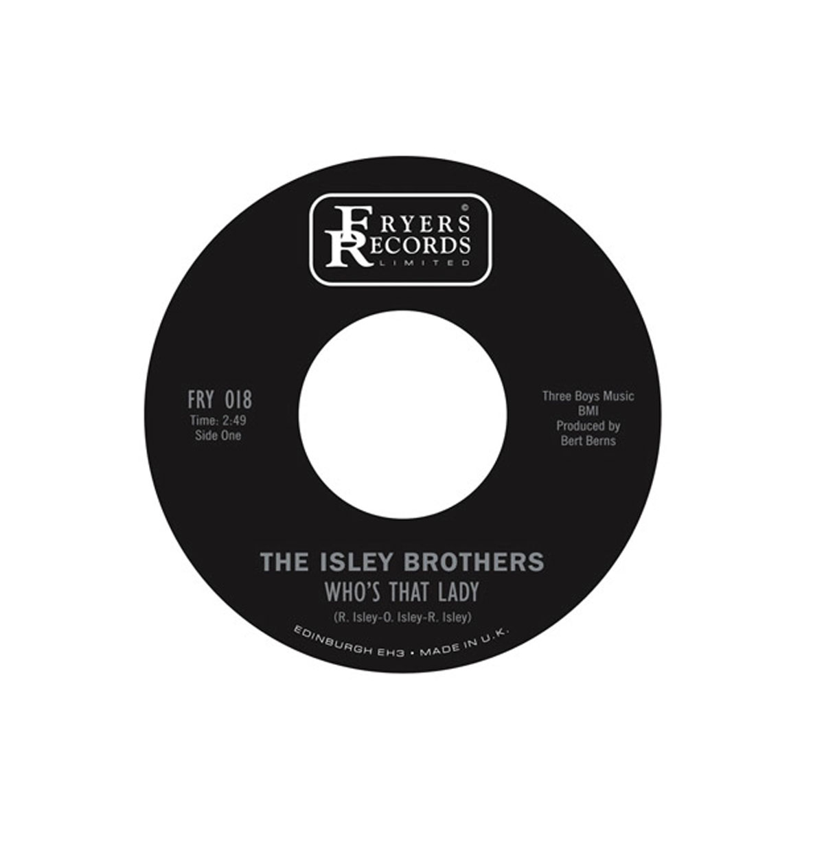 The Isley Brothers - Who's That Lady - St. Louis Blues