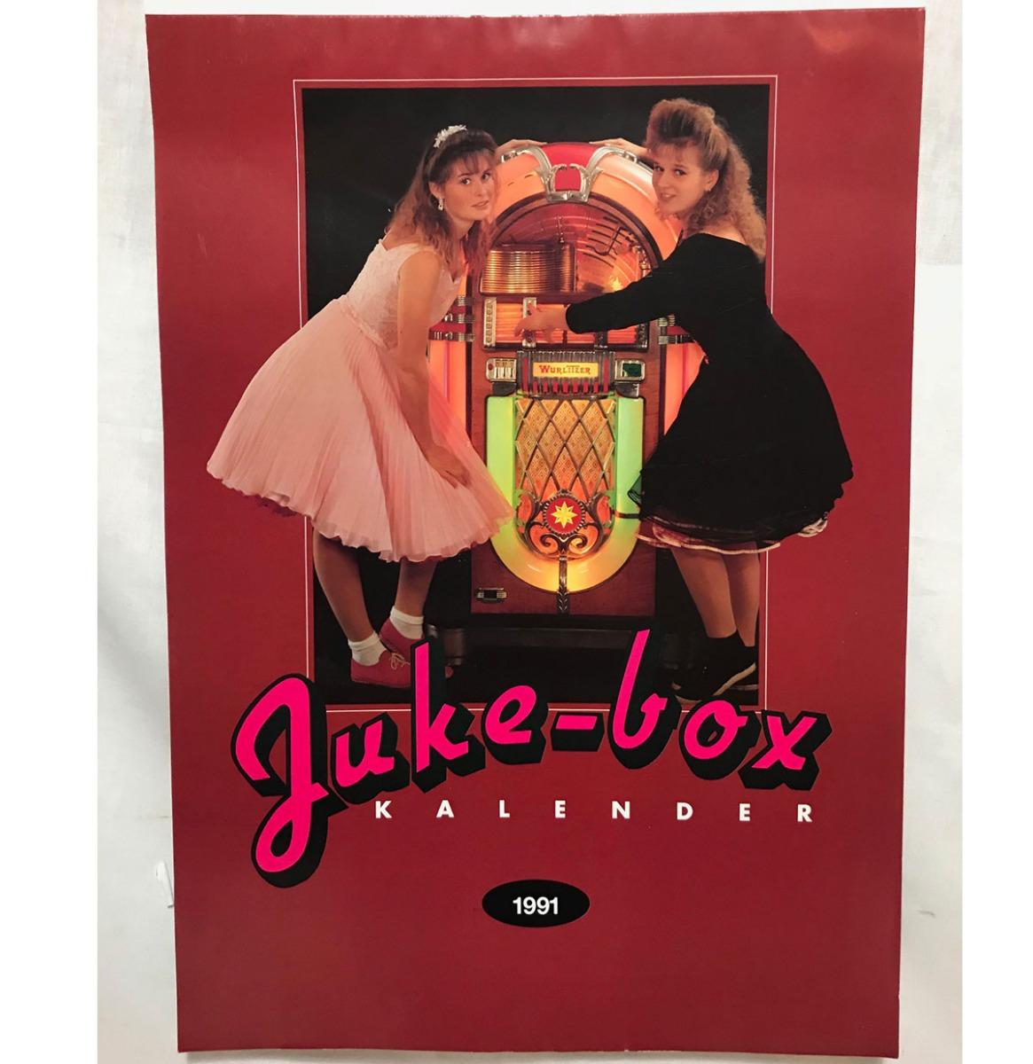Jukebox Kalender Uit 1991