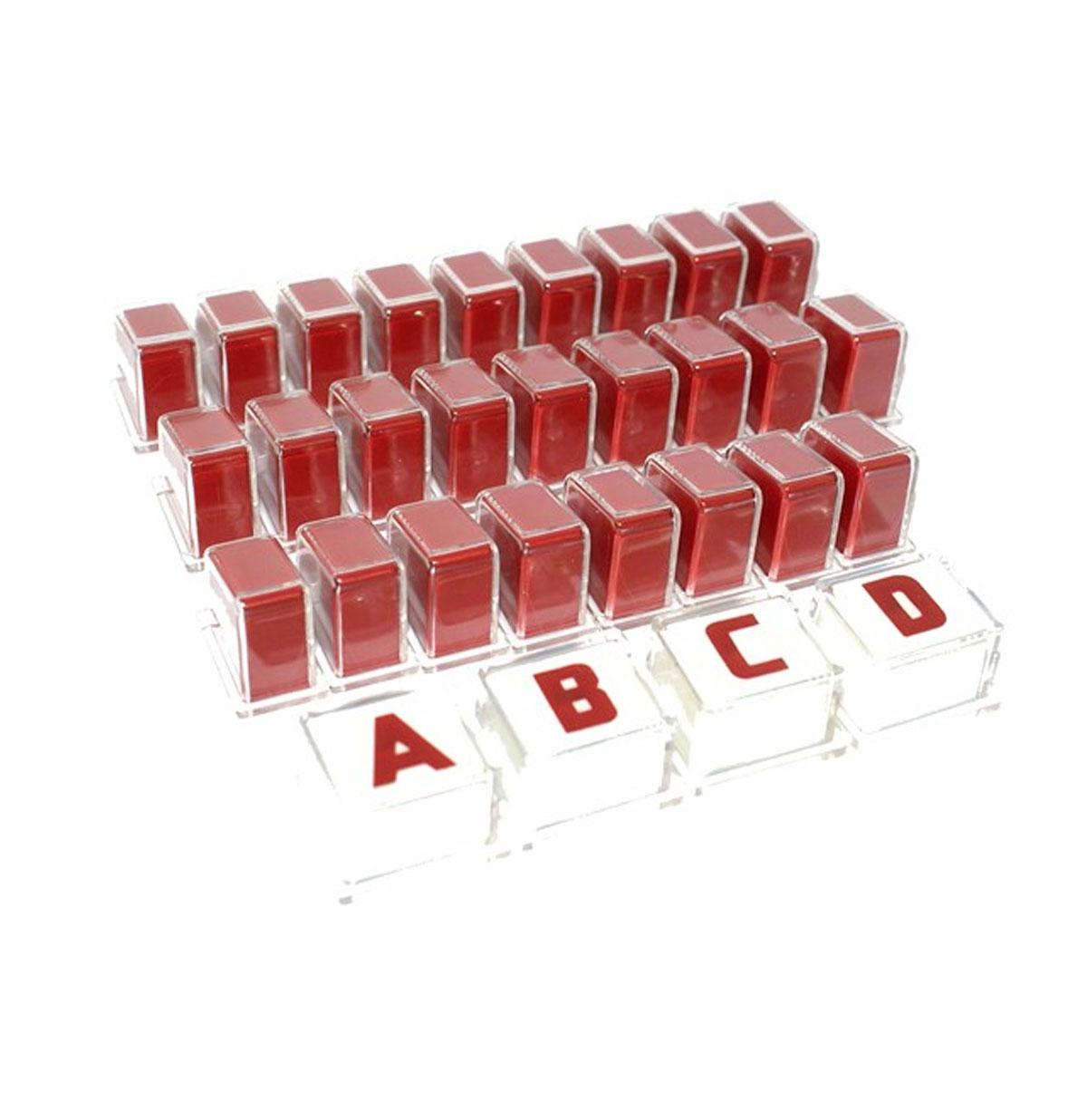 Wurlitzer 1700 jukebox Drukknoppen Set