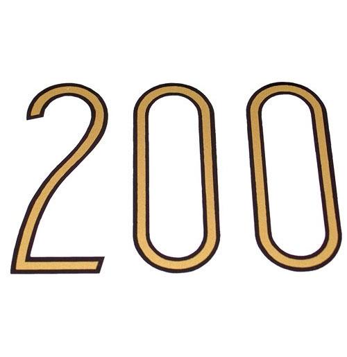 Wurlitzer 2000 watertransfer 200 voor zijruiten (per stuk)