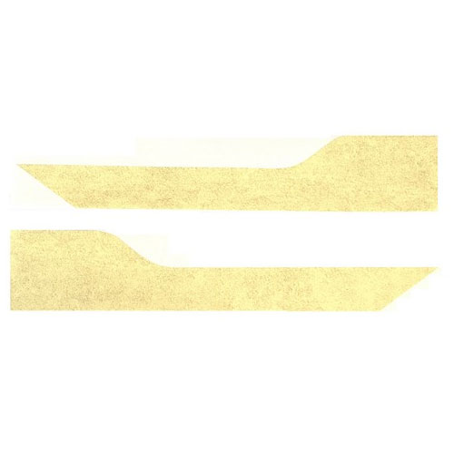 Wurlitzer 1800 set stickers tussen zijruiten en kast