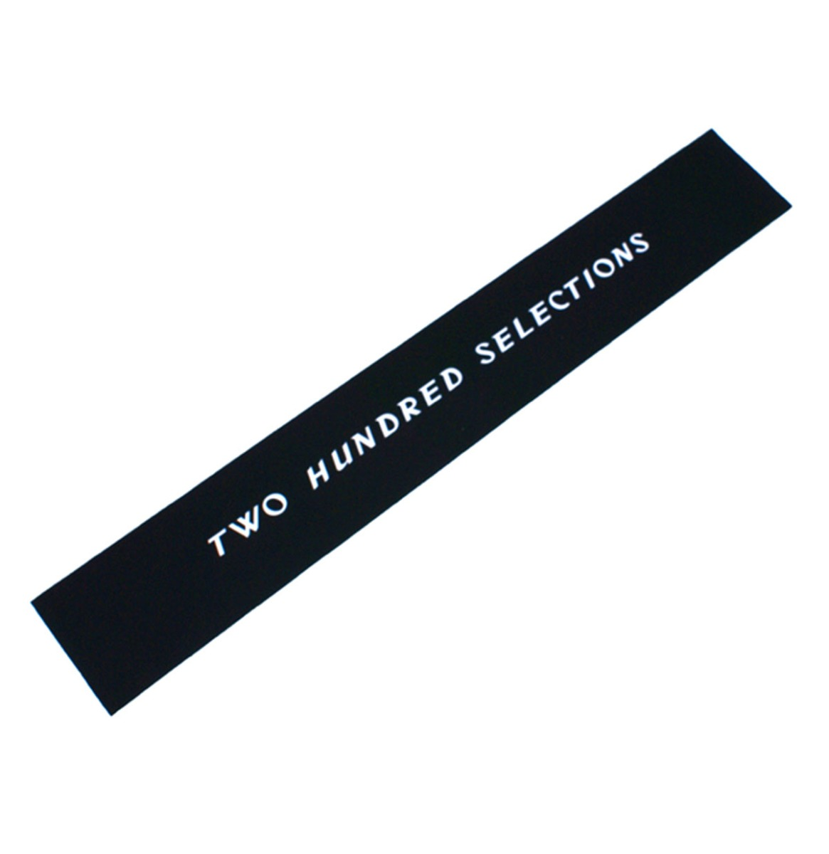 AMI I Jukebox Sticker Voor Mechanisme Voorruit Twee Honderd Selecties