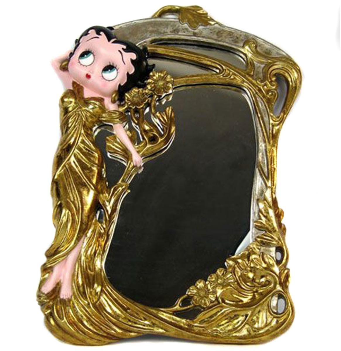 Betty Boop Spiegel