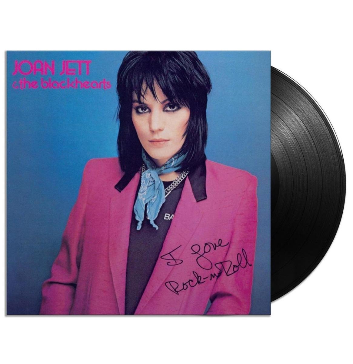 Joan Jett & The Blackhearts - I Love Rock 'N' Roll LP