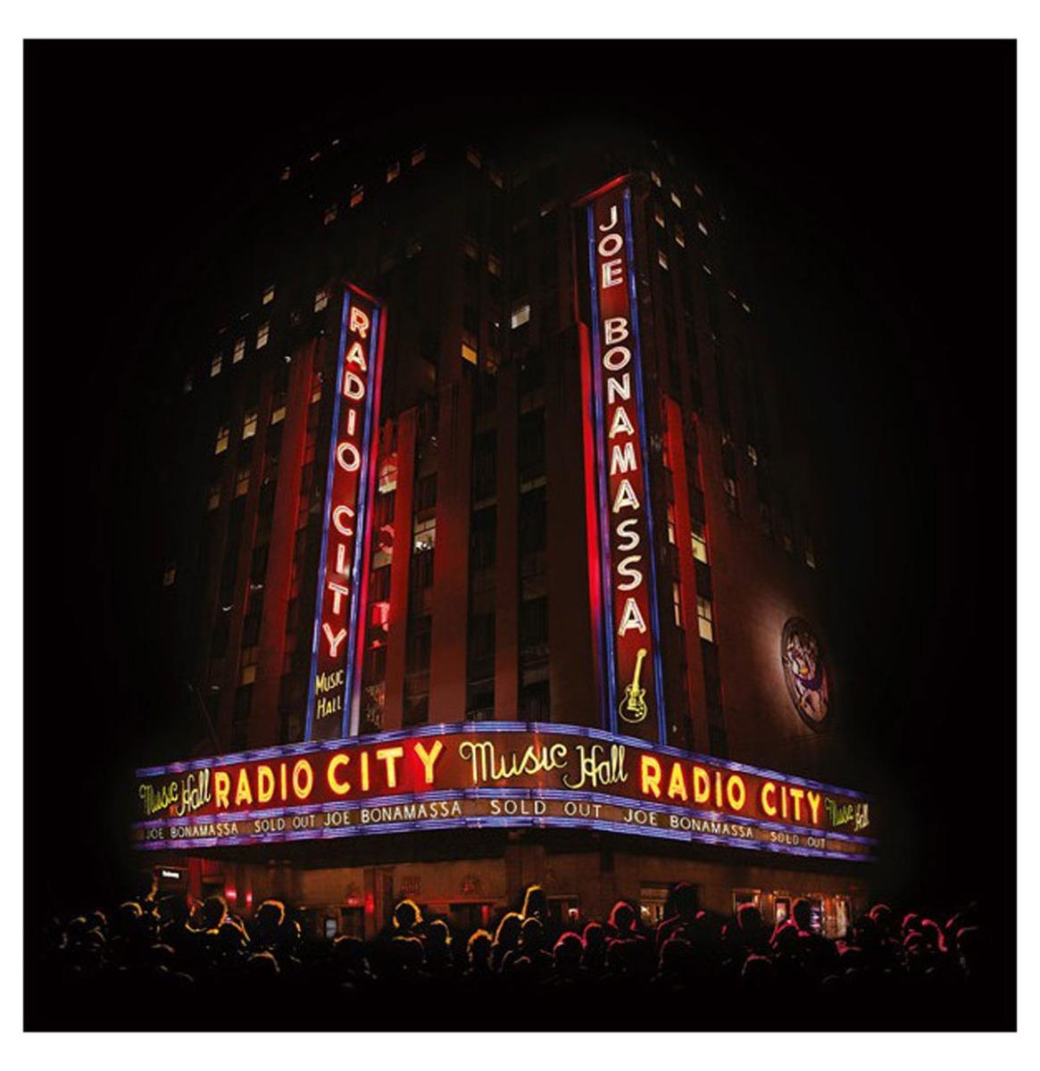 Joe Bonamassa - Love At Radio City Music Hall 2LP