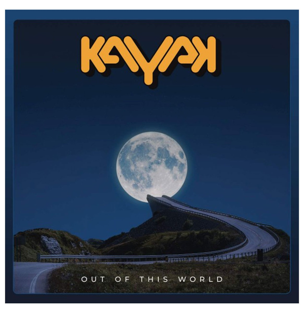 Kayak - Out Of This World 2LP + CD