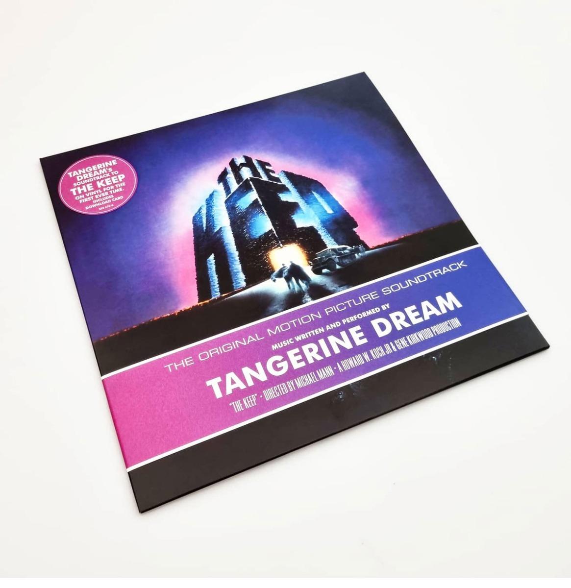 Soundtrack - The Keep - Tangerine Dream Lp - RSD 2021