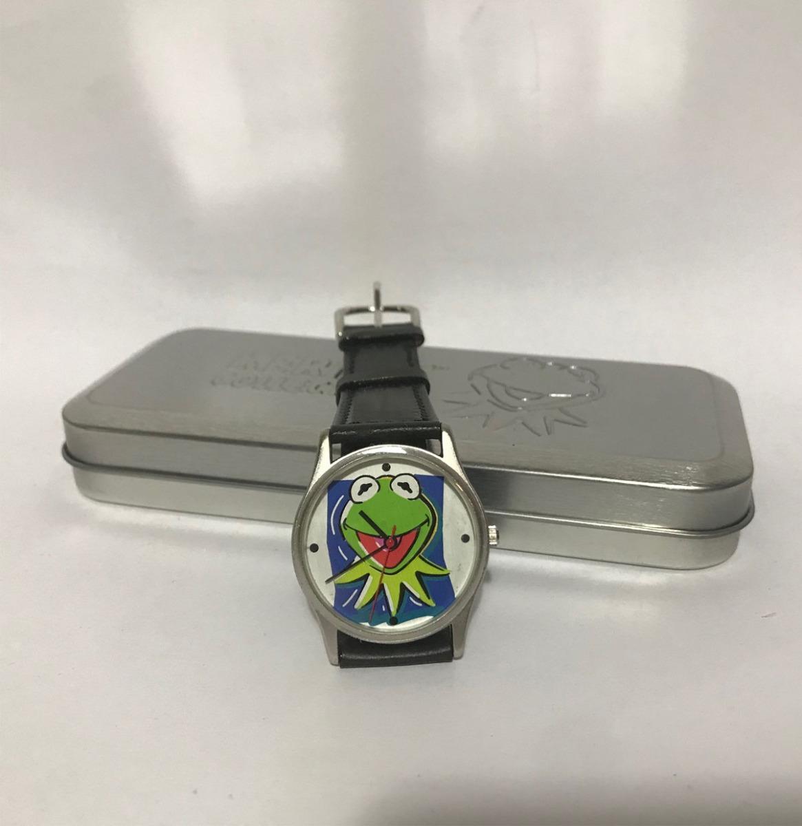The Muppets - Kermit De Kikker Horloge