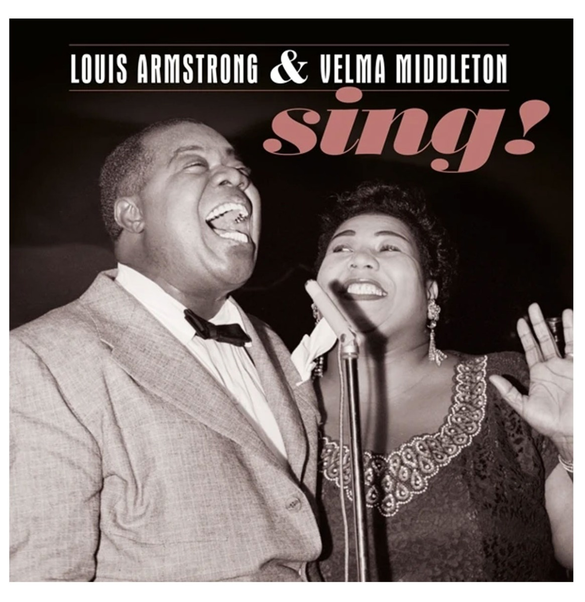 Louis Armstrong & Velma Middleton - Sing! LP
