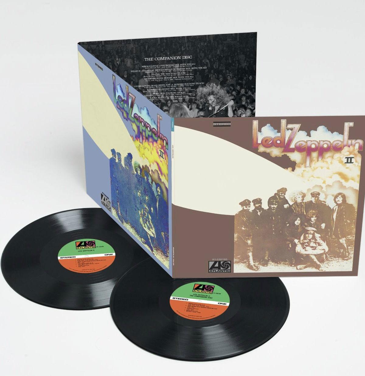 Led Zeppelin II: Deluxe Vinyl Edition