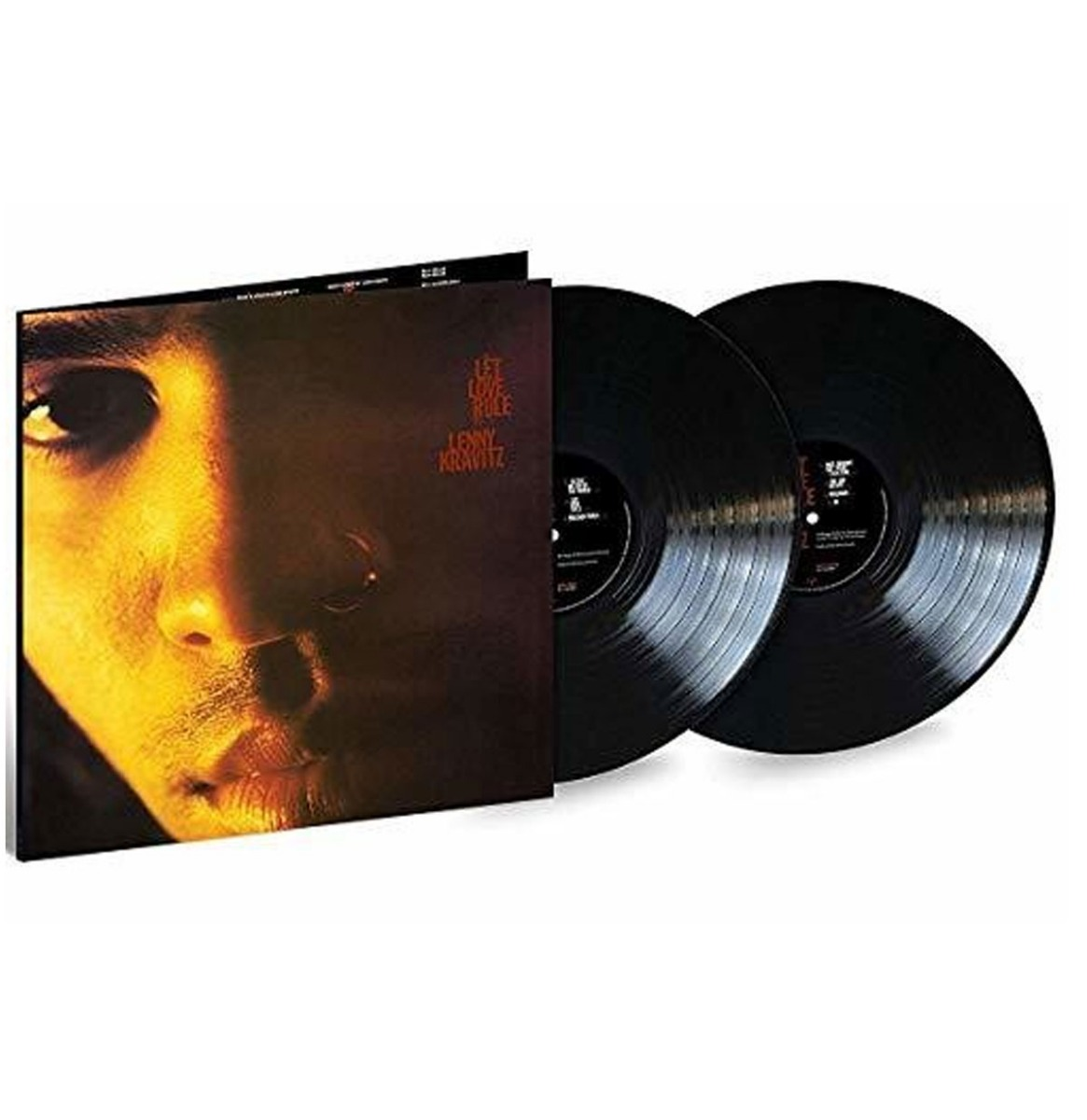 Lenny Kravitz - Let Love Rule LP