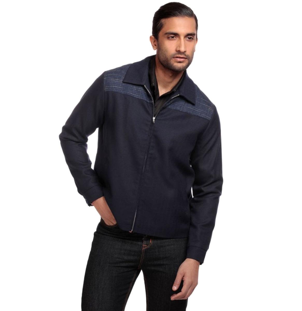 Collectif Lenny jacket Jasje Navy
