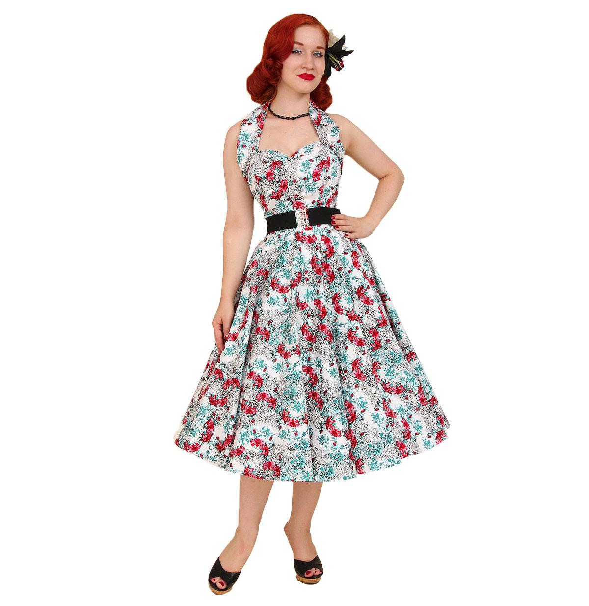 Leopard Lily Dress