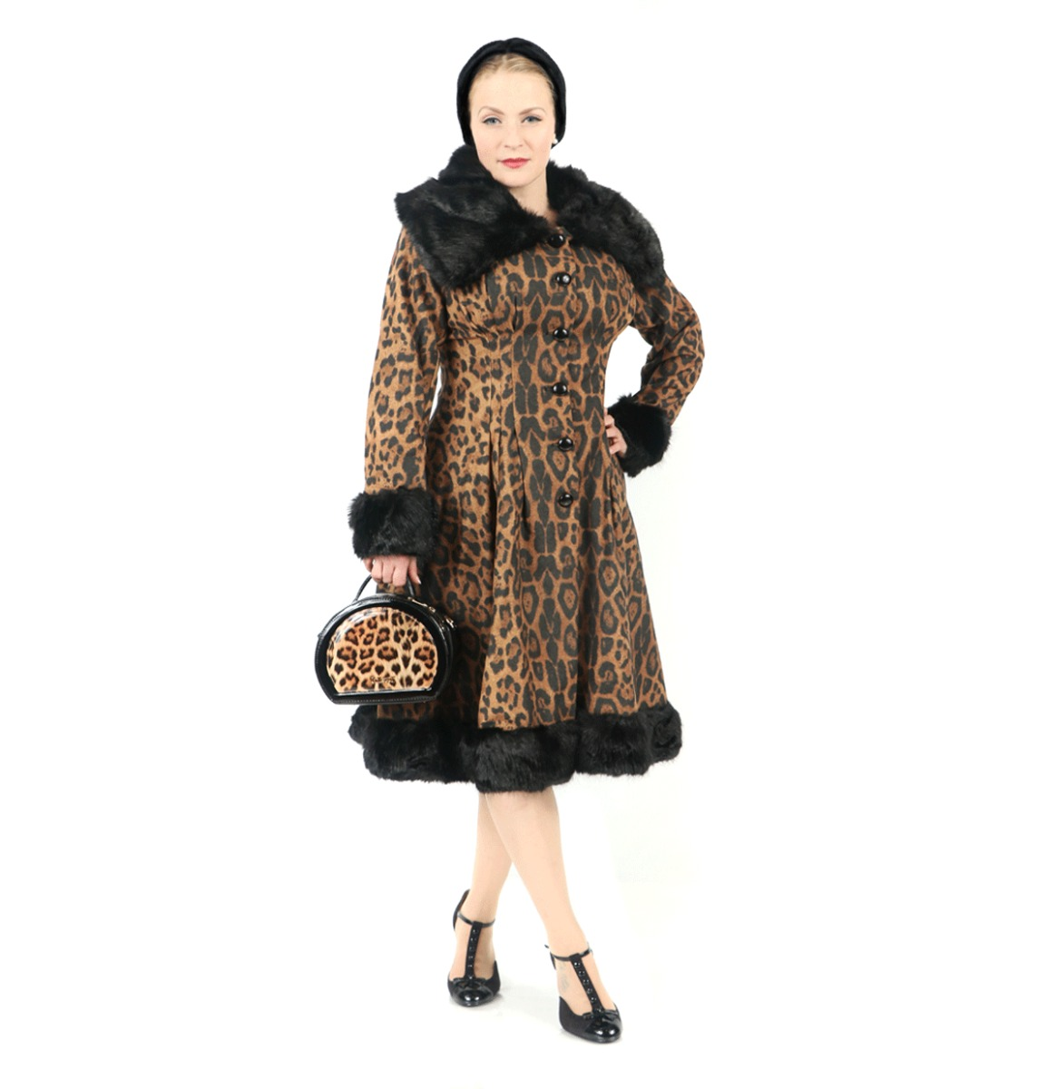 Pearl Coat Leopard