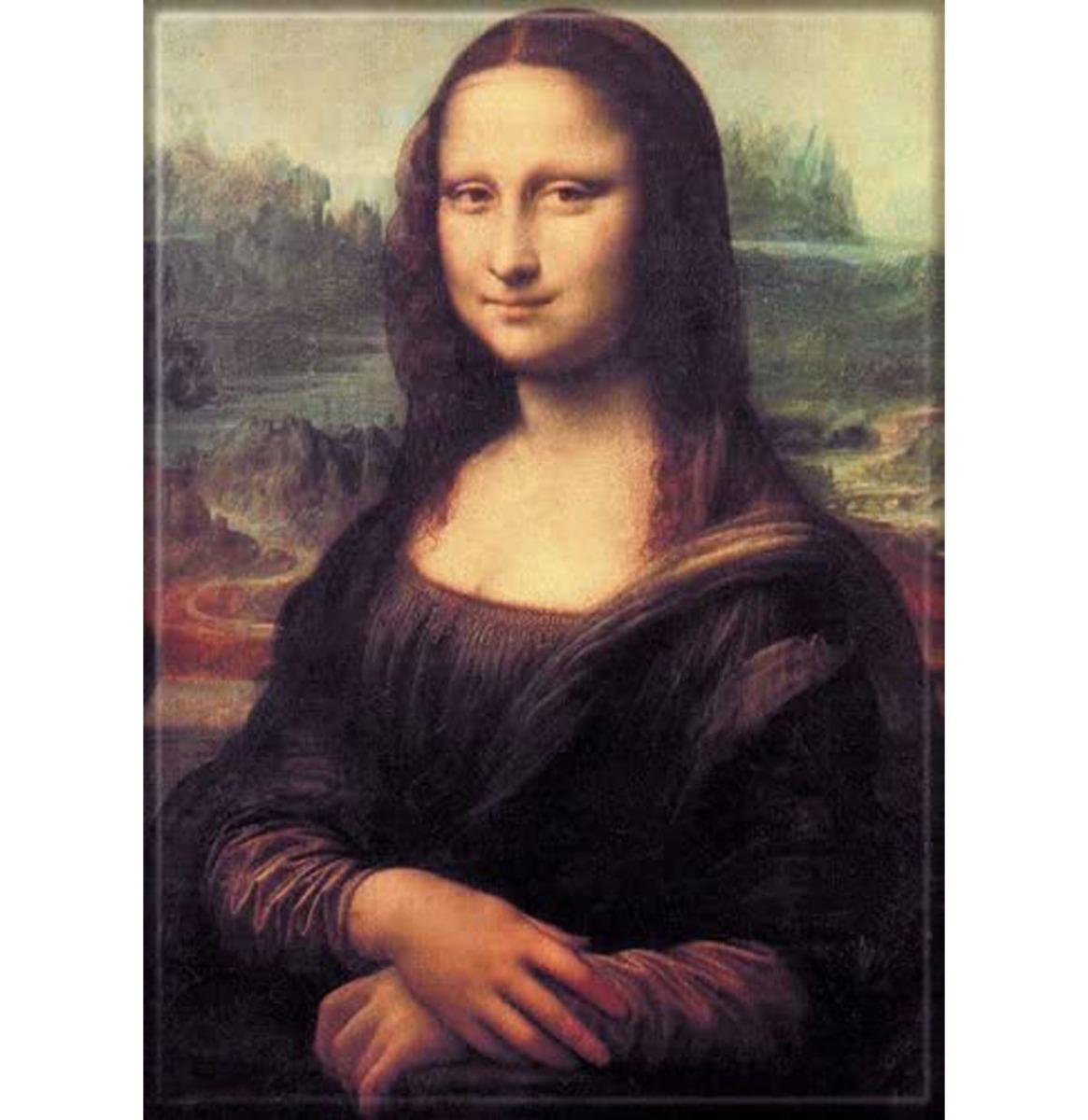 Mona Lisa Magneet