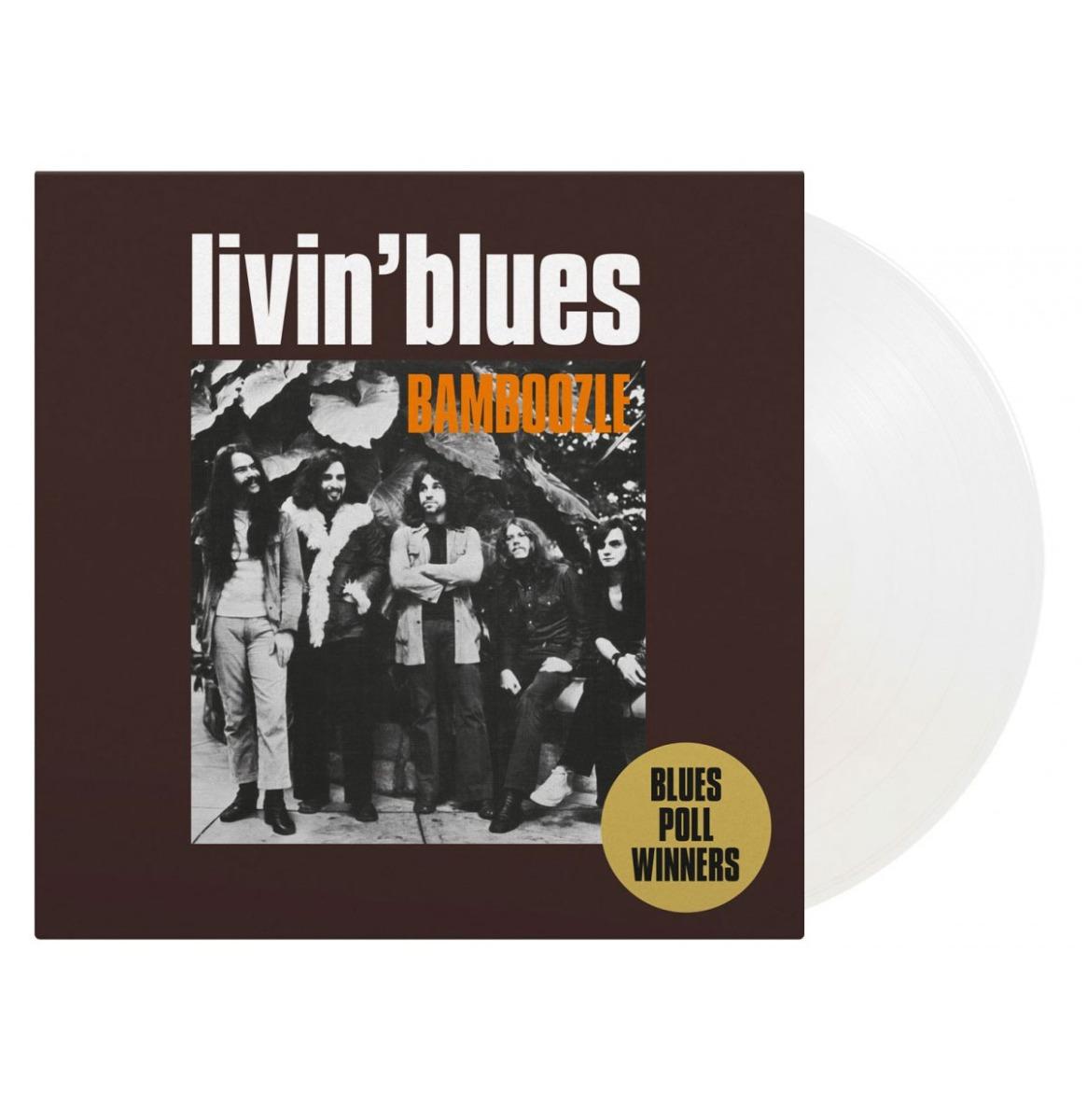 Livin' Blues - Bamboozle LP LIMITED Coloured Vinyl