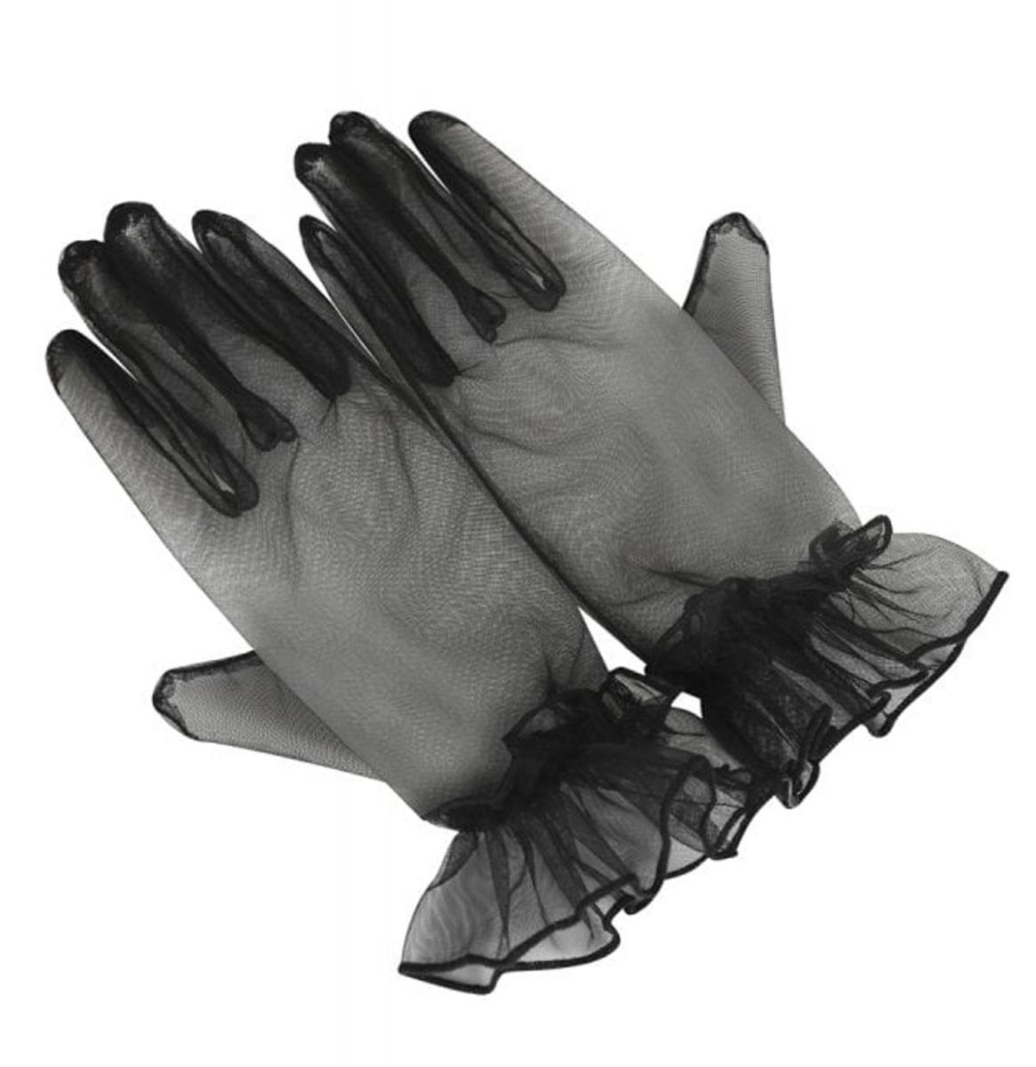 Lolita Handschoenen Zwart