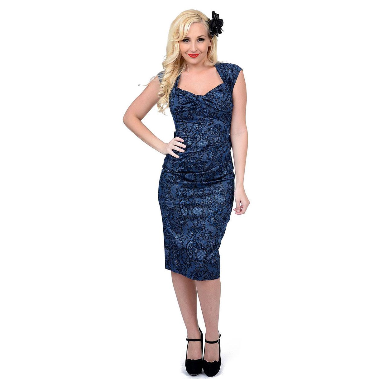 Love Dress, Blue Lace