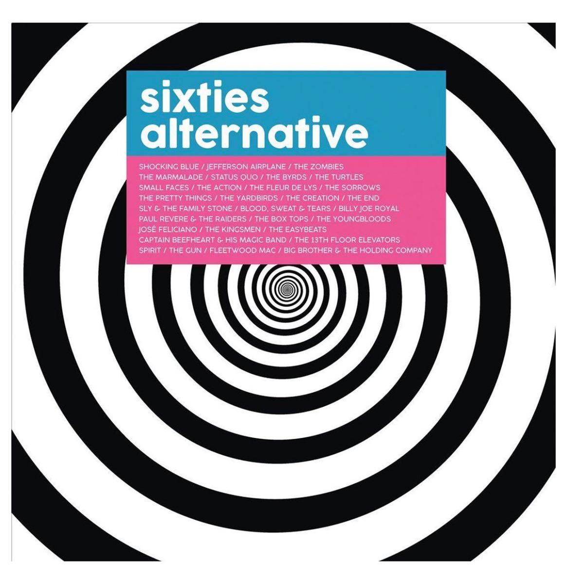 Alternative Sixties - Various Artists 2 LP