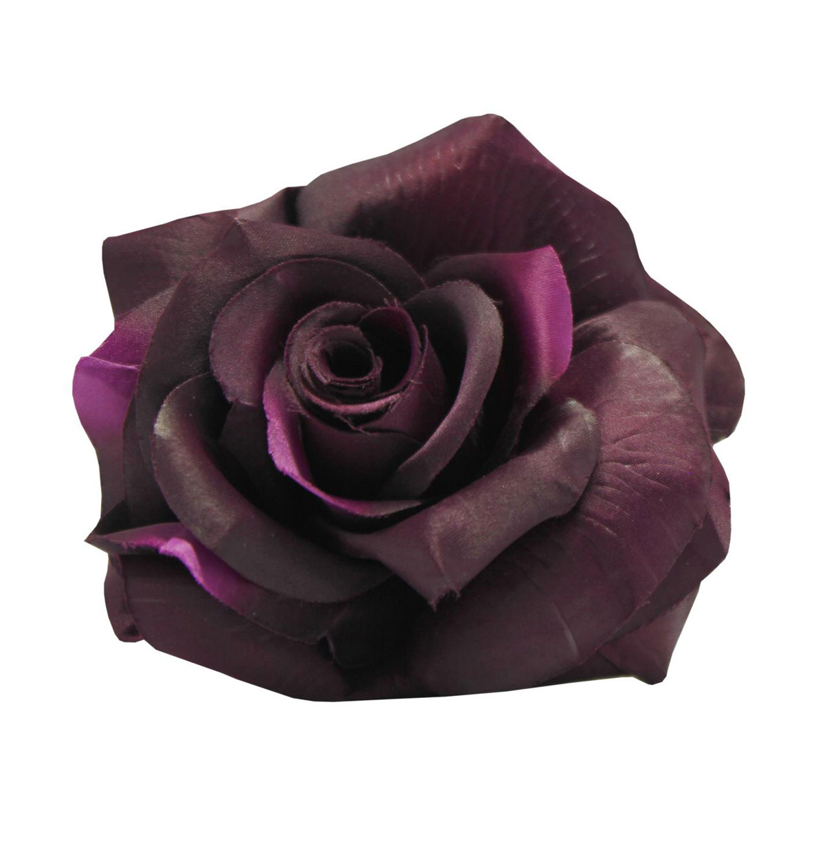 Luxurious Hair Rose Purple