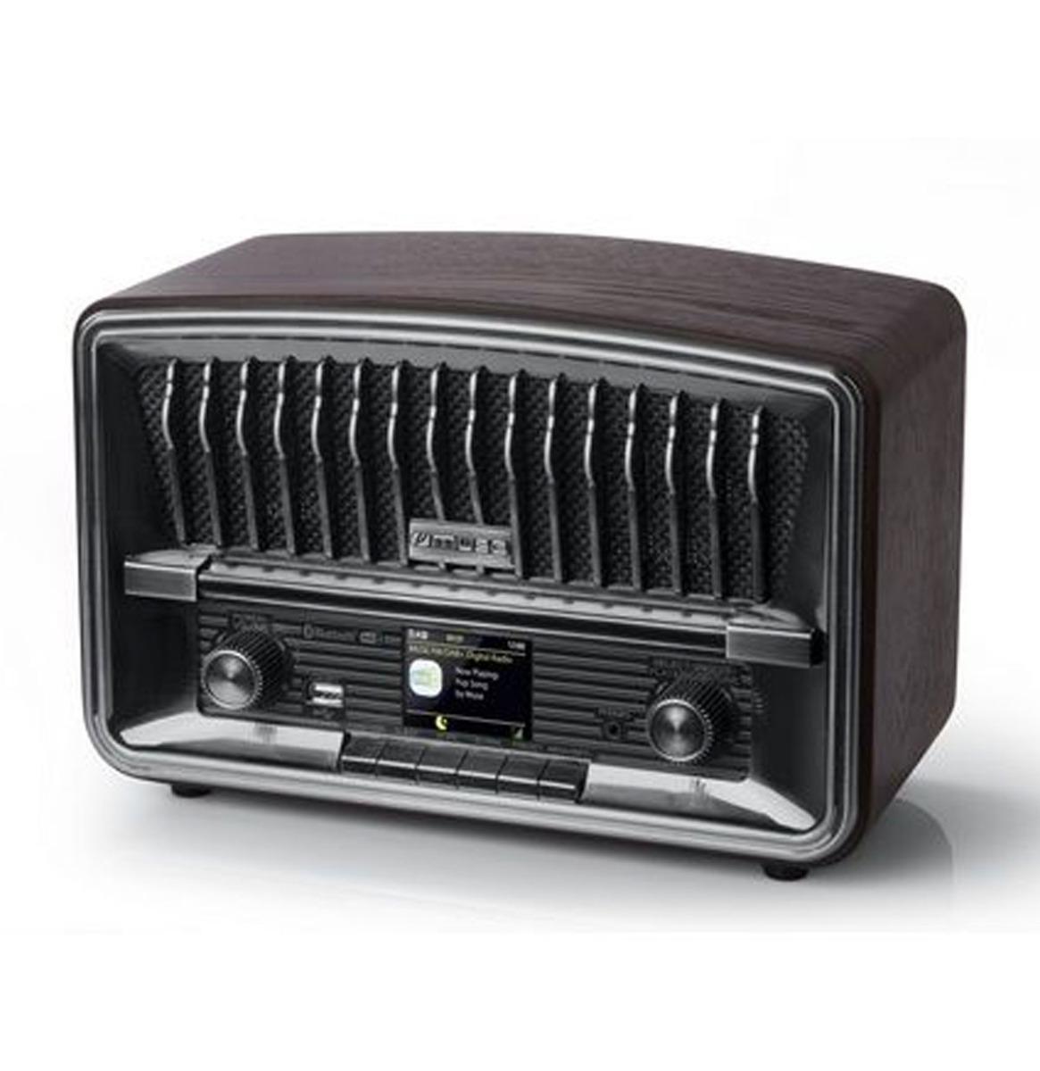 Muse DAB+ Radio - Met Bluetooth